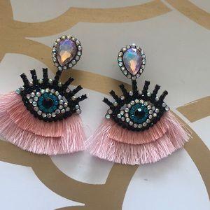 Jewelry - Eye Candy LA eye earrings